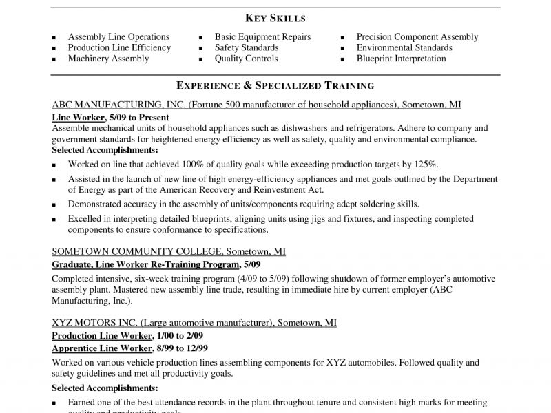 Magnificent Construction Worker Duties Resume Interesting - Resume ...