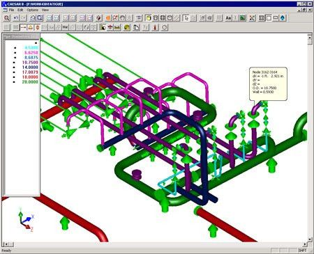 Coade updates pipe stress analysis and design software