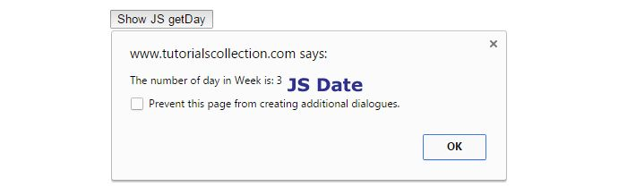 All About JavaScript Date with 6 Examples | Tutorials Collection