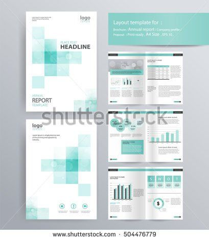 Company Profile Template Stock Images, Royalty-Free Images ...