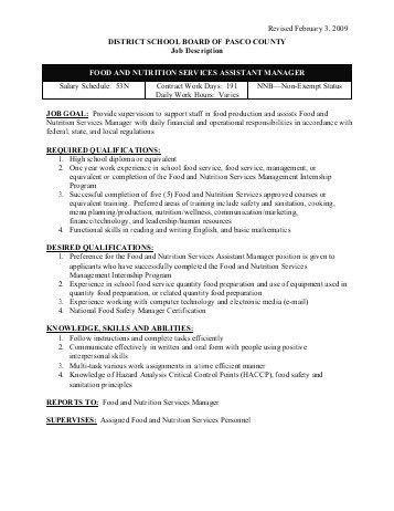 ASSISTANT CLUB MANAGER JOB PURPOSE: To serve ... - Sport-Job