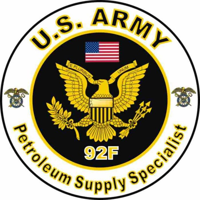 Army MOS 92F Petroleum Supply Specialist
