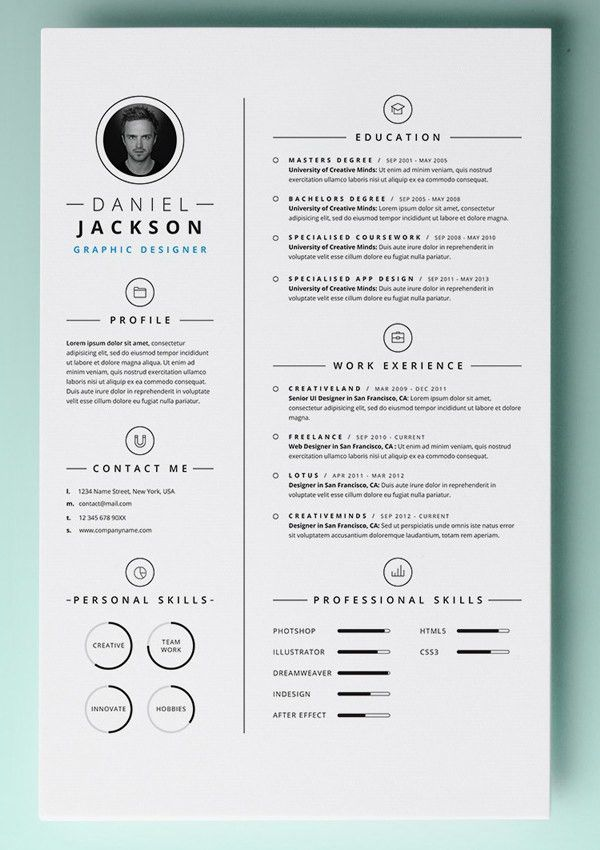 30 resume templates for mac free word documents download cv - Microsoft Word Resume Template For Mac