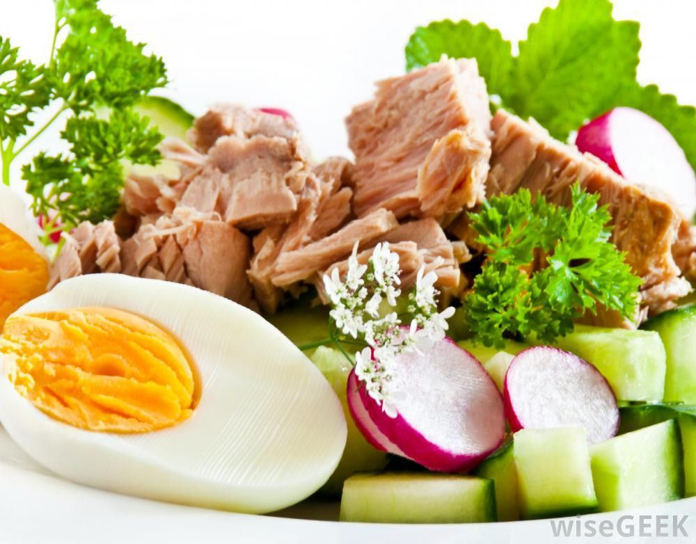 What Is a High-Protein Low-Fat Diet? (with pictures)