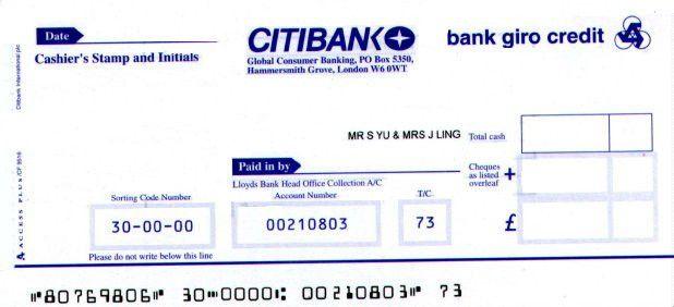 Admcity UK payment slips