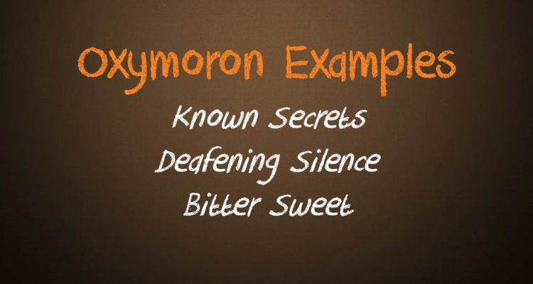 Top 10 Oxymorons - Blog - Englishmate