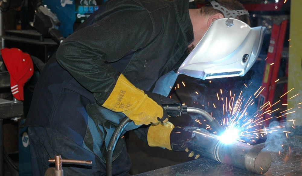 How consumable quality affects welding productivity and costs ...