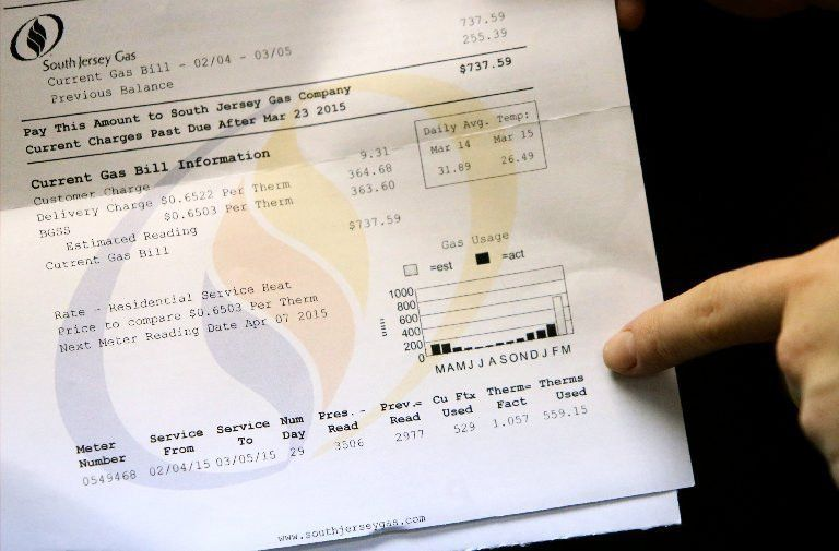 $1,500 gas bill? Estimated readings prompt complaints from South ...