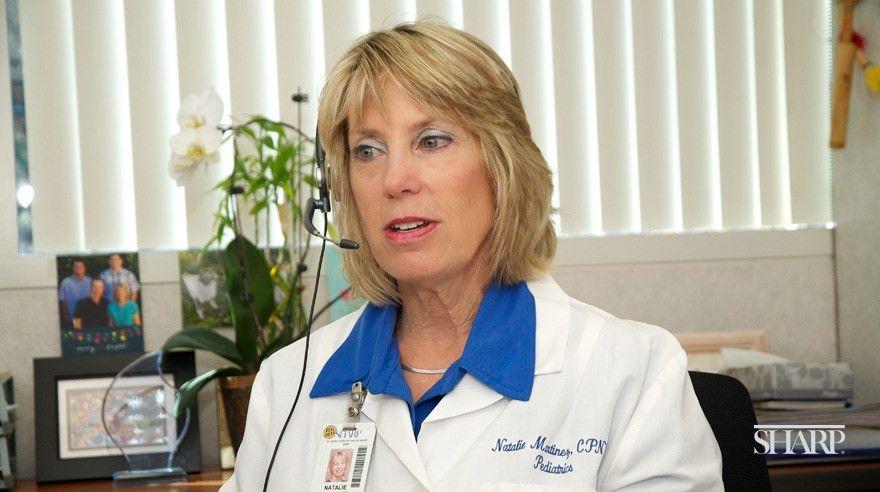 Pediatric Advice Just a Phone Call Away – San Diego – Sharp HealthCare
