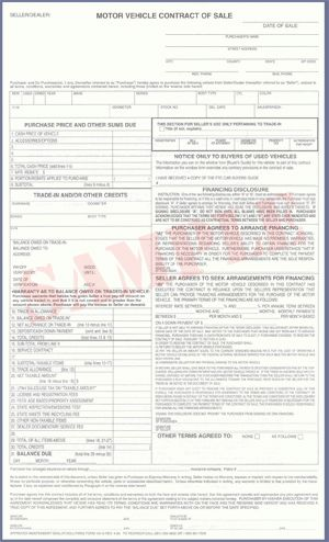 IDS | Forms & Supplies | Required Forms