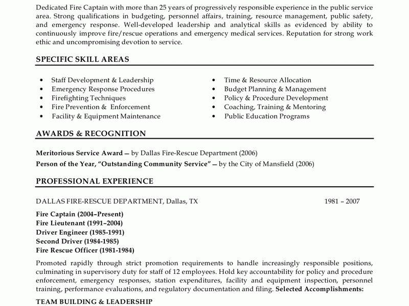 Fire Protection Engineer Sample Resume | haadyaooverbayresort.com