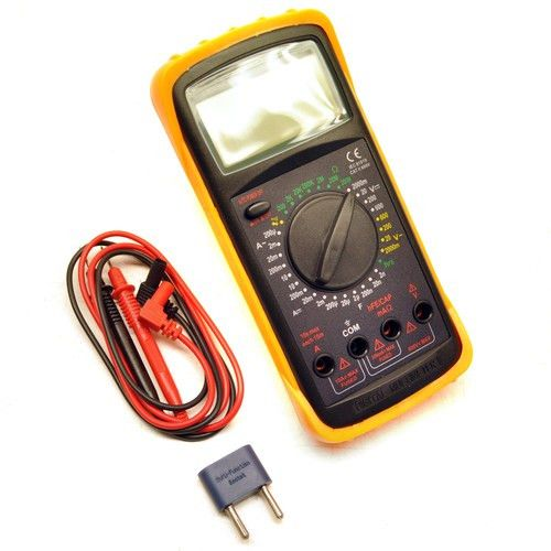 Electrical Tools - Multimeters & Circuit Testers - AB Tools Online
