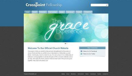 Sharefaith Church Websites
