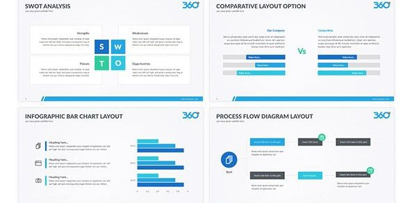20 Cool Powerpoint Templates for Business Plan Presentation ...