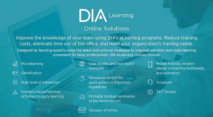 DIA   Drug Safety eLearning Program