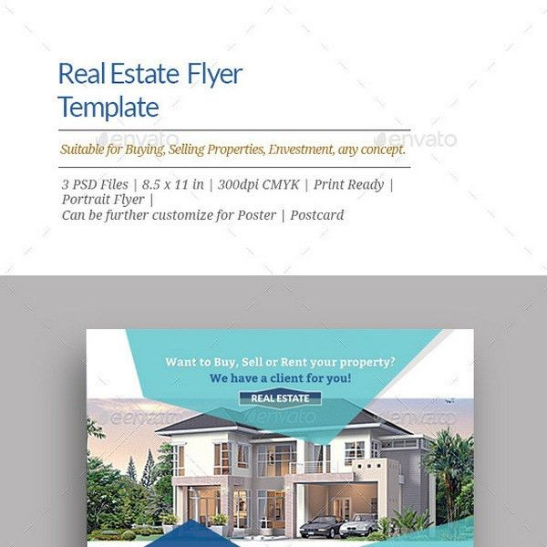 30+ Download Best Real Estate Flyer Templates