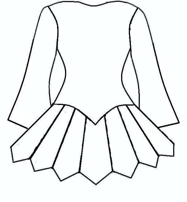 skater Dress Design Template - Yahoo Image Search Results | Irish ...