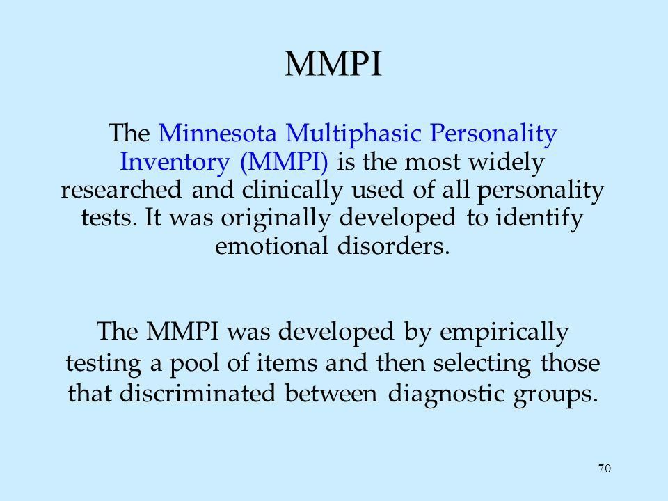 Personality. - ppt download