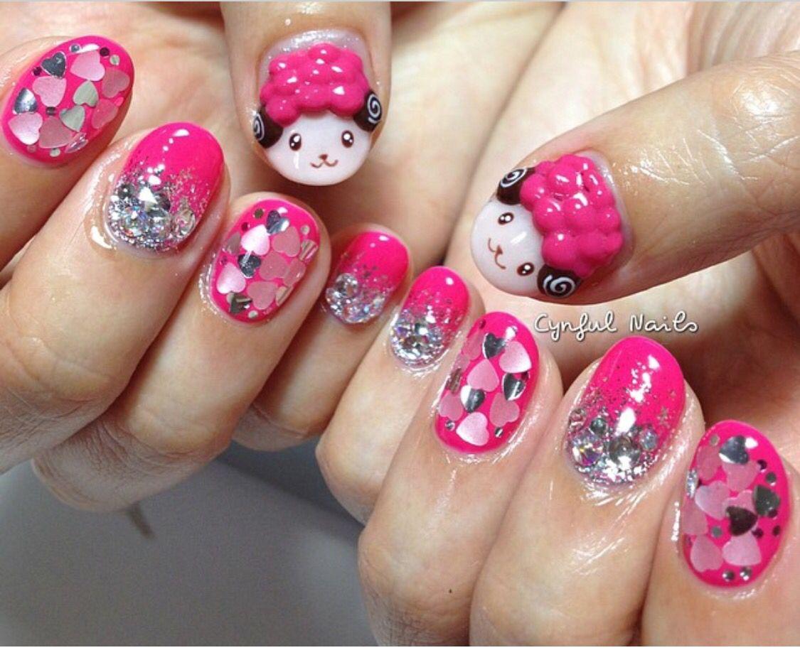 Pin by Rk on fashion : nails art   Nails, Nail art, Beauty