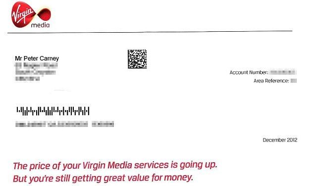 Virgin Media wouldn't let me cancel my contract': Mid-contract ...