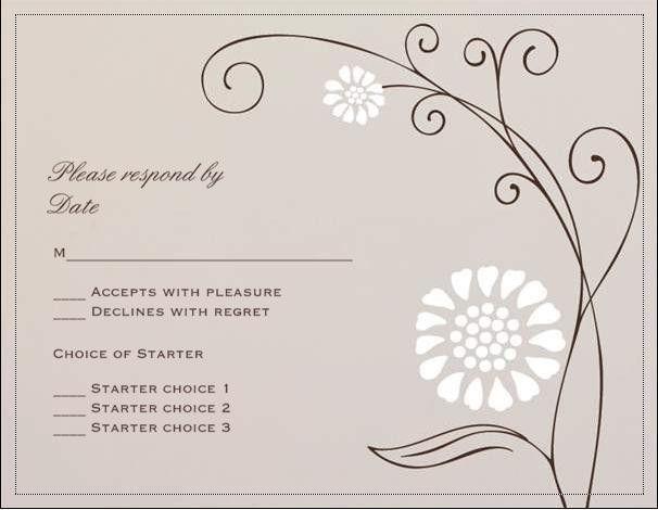 Invitation to the Wedding of Your Dreams – ottawa wedding journal
