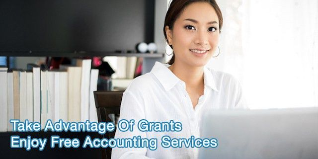 Find out how to get Free Accounting Services with FWA Grant