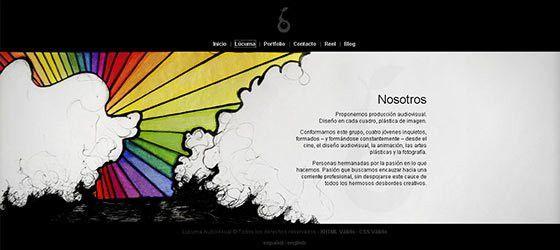 100 Single Page Website Designs for Design Inspiration ...