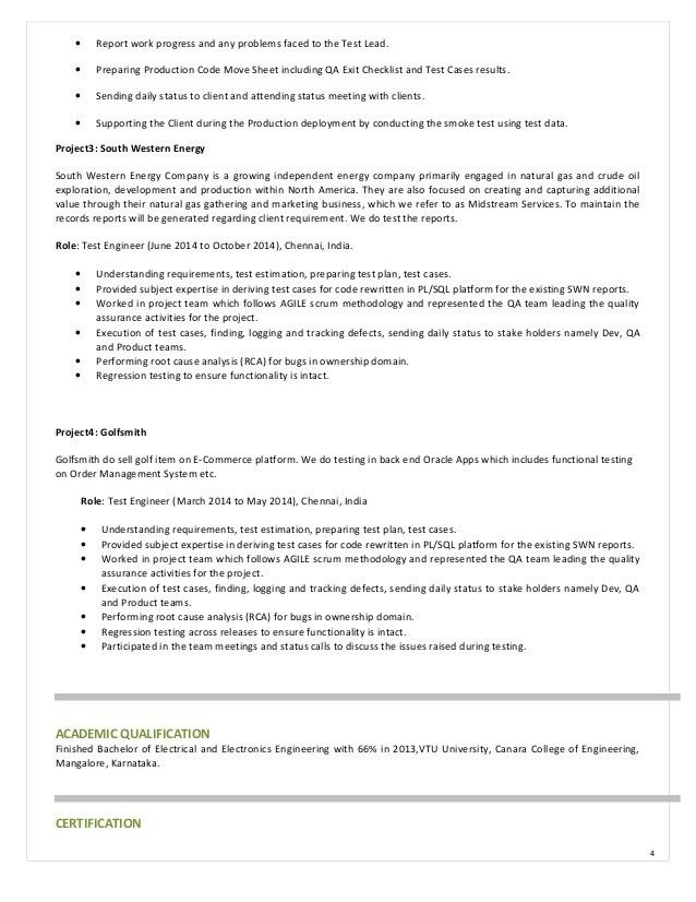 Prasanna_Software Testing Engineer resume