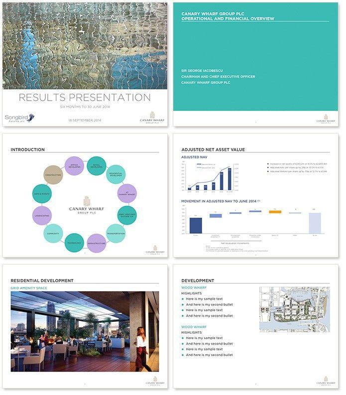 POWERPOINT PRESENTATION DESIGN | PORTFOLIO | DeCiacco Design ...