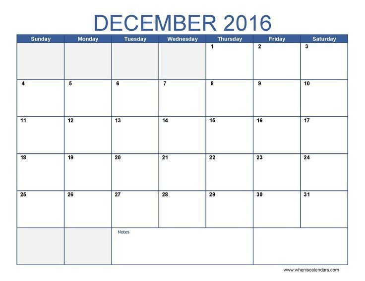 Best 25+ December 2016 calendar ideas on Pinterest | September ...