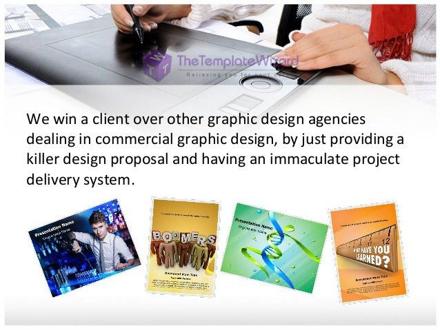 Our Killer Commercial Graphic Design Proposal and Delivery Process Po…