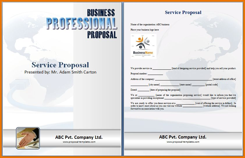 Service Proposal Template.Service Proposal.png | Scope Of Work ...
