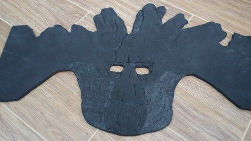 DIY Groot Mask - Creative Dad