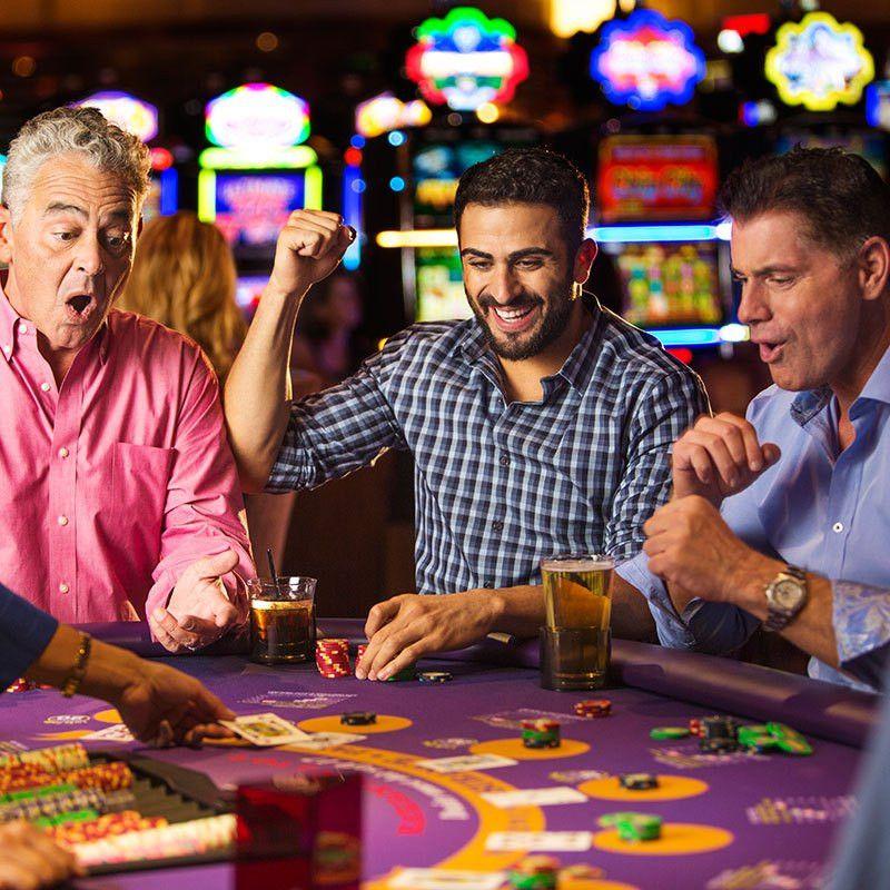 Vee Quiva Hotel & Casino - Gaming