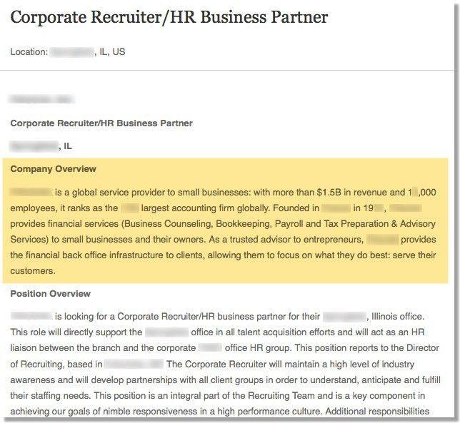 Write Job Descriptions Optimized for Job Boards & Internet Search ...