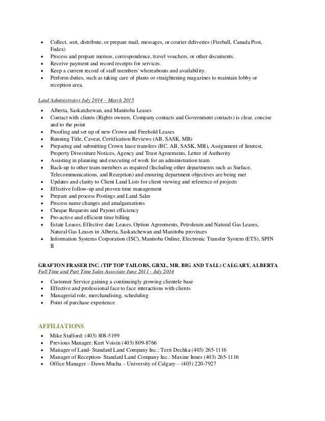 Office Resume (SPRING2015)