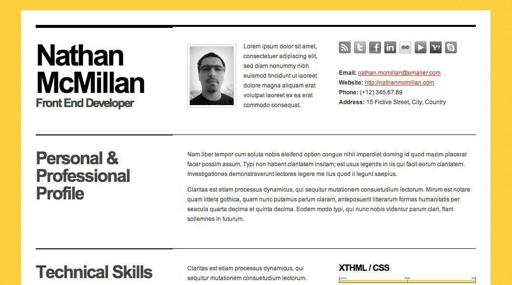 Linkedin Resume Tips | free excel templates