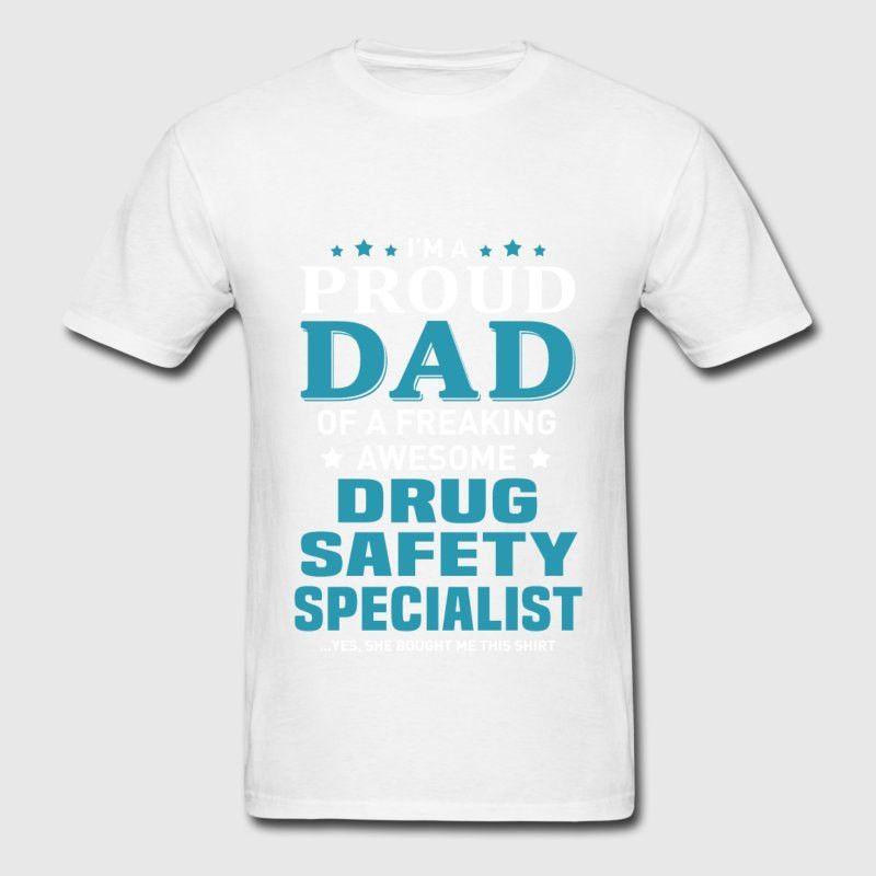 Drug Safety Specialist T-Shirt   Spreadshirt