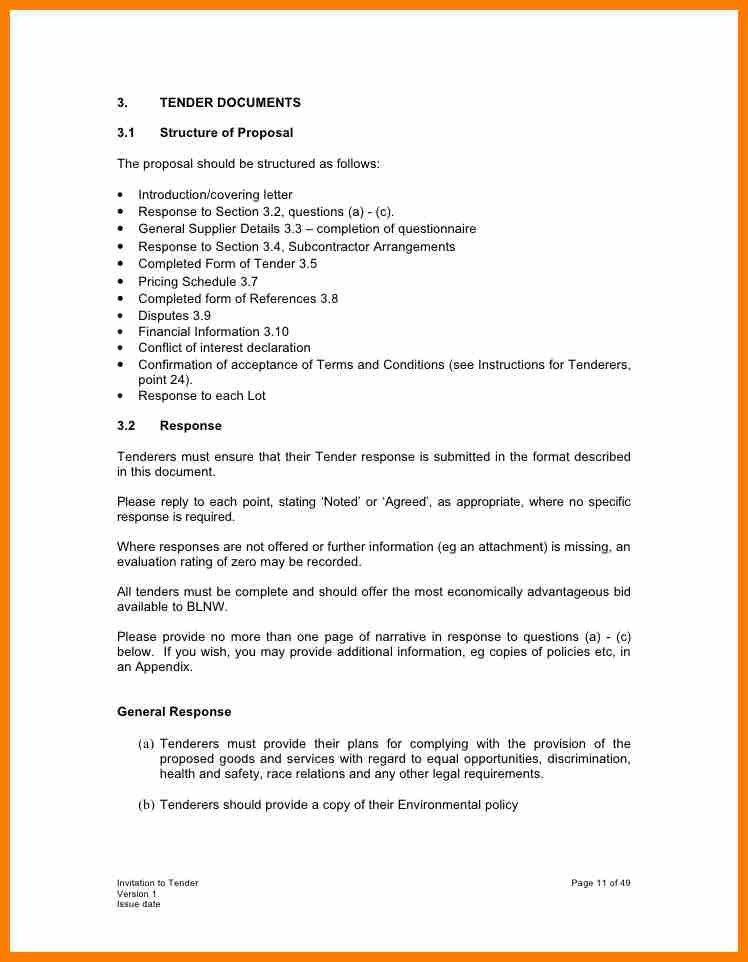 Declaration Form Template - Contegri.com