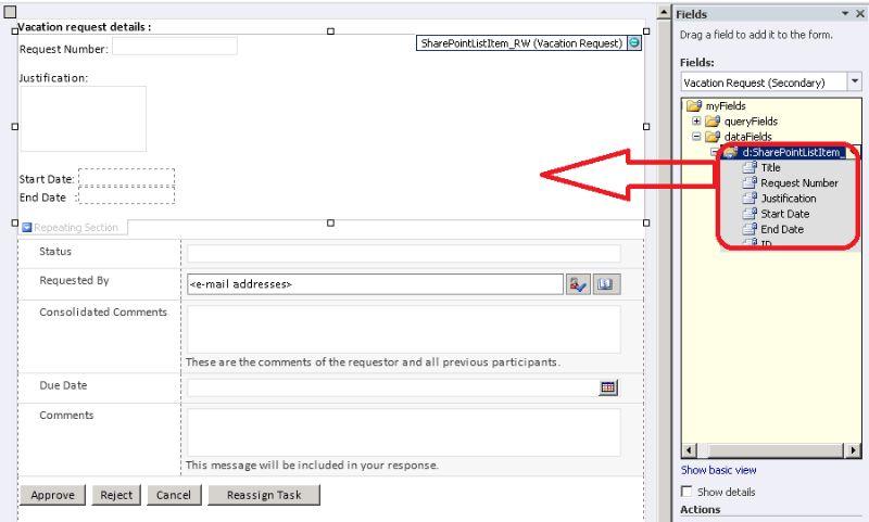 Advanced InfoPath Form & SharePoint Designer Workflow | Larry ...