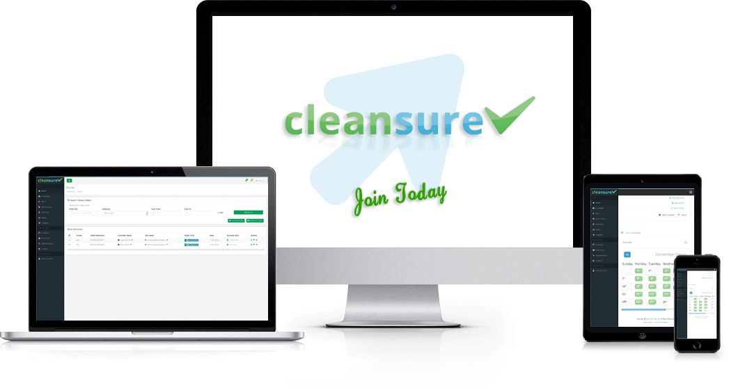 Cleaning Business Software | Cleansure Ltd