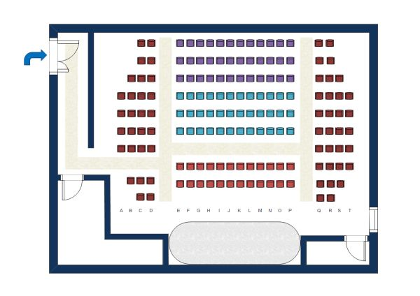 Make a Perfect Seating Plan Quickly