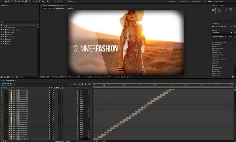 A Beginner's Guide to Creating After Effects Templates: 5 Key ...