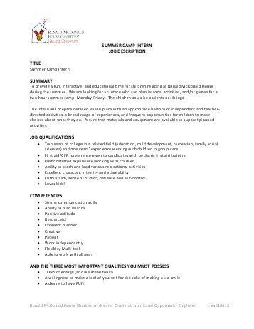 Hr Intern Job Description. Hr Recruitment Specialist Job .