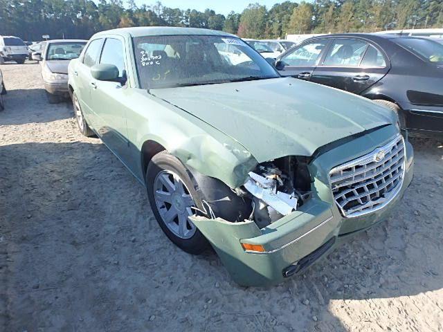Court Order Salv Bill Of Sale 2005 Chrysler 300 Sedan 4d 3.5L 6 ...