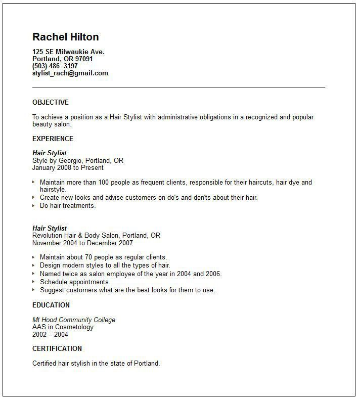 Good Resume Objectives Examples. Fast Online Help Resume Objective ...