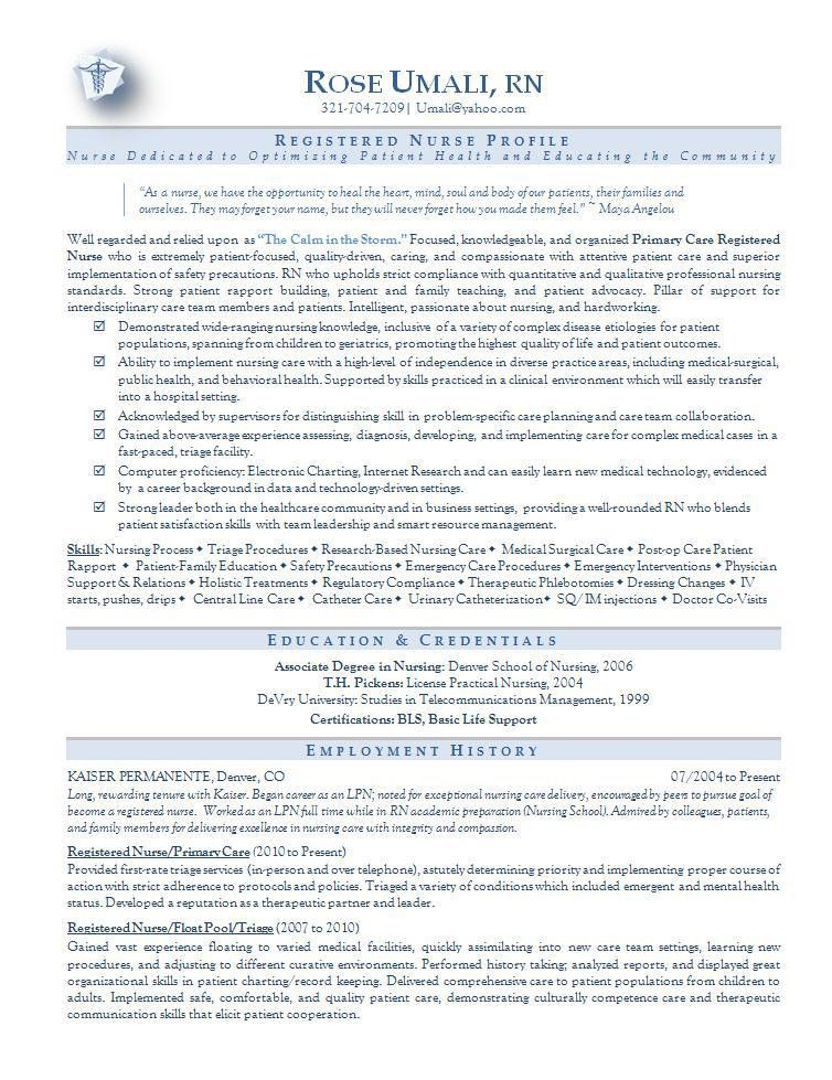 nurse case manager cover letter nursing sample cover letter 2indd ...