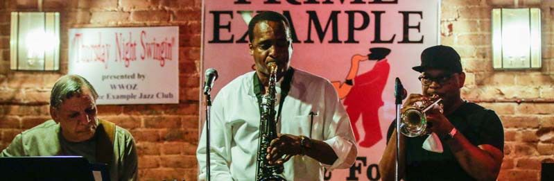 Prime Example Jazz Club | New Orleans | Nightlife Venue