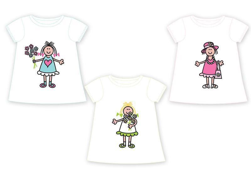 T Shirt Template Free Vector Art - (9179 Free Downloads)