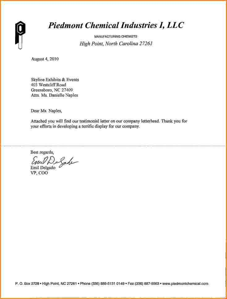 4+ simple recommendation letter | receipts template